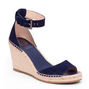 Vince Camuto Torian Espadrille Wedge, Size 8.5